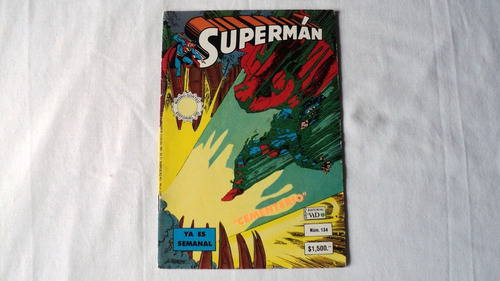 editorial vid comics superman