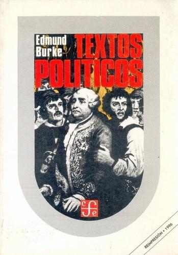 edmund burke  textos politicos