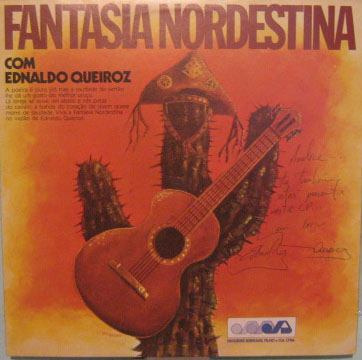 ednaldo queiroz - fantasia nordestina - 1988