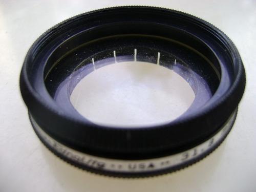 ednalite anillo adaptador filtros cámaras fotos - no envío