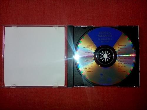 ednita nazario - 15 grandes exitos cd nac ed 1999 mdisk