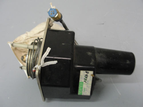 edo-aire mitchell piloto automático pitch servo para aviação