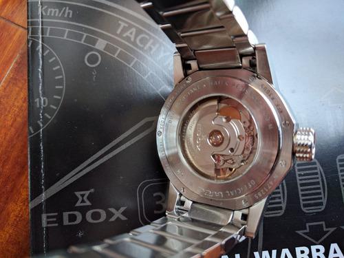 edox automático 83009 3 w r c 42mm