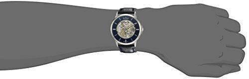 edox mens les bemonts reloj de pulsera en acero y acero inox