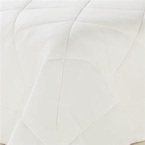 6af7274374 Edredom Casal Plumasul Soft Touch Poliéster 300 Fios Branco - R  320 ...