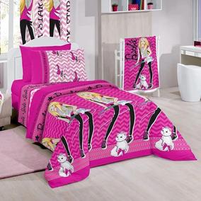 9bf8bb9de0 Edredom Da Barbie Santista no Mercado Livre Brasil