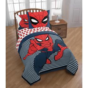 Edredon Con Sabanas Matrimonial Spiderman Nuevo Modelo