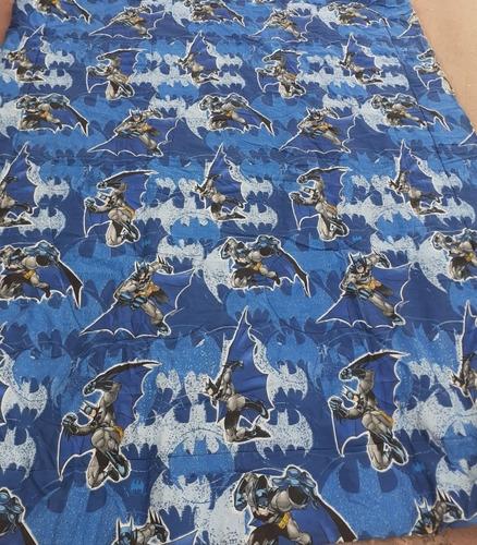 edredon de batman original sábanas y almoada  .