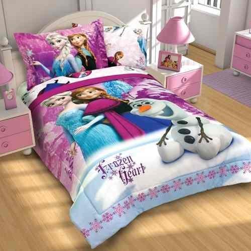 Edredon Frozen Hd Disney Individual M. Providencia   $ 499.00 en