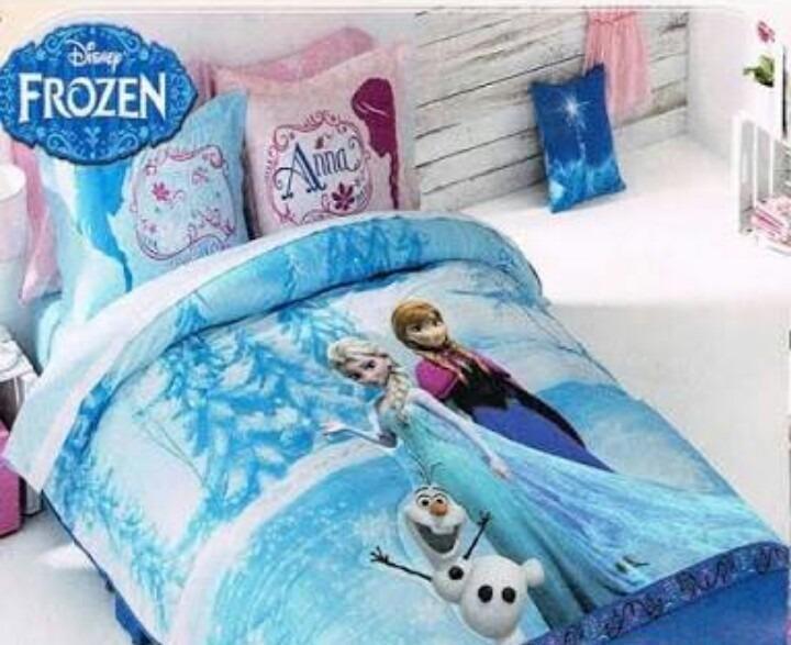 Edredón Frozen Para Niñas Ind Envio Gratis! Nmr   $ 1,394.00 en