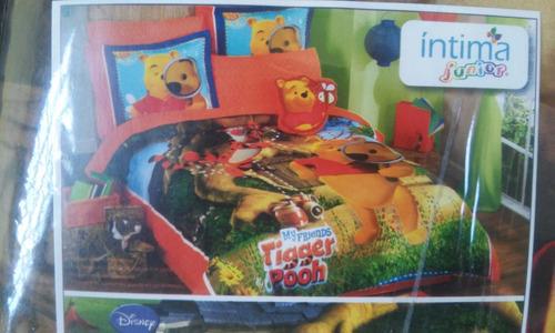 edredon intima matrimonial mis amigos tigger y pooh