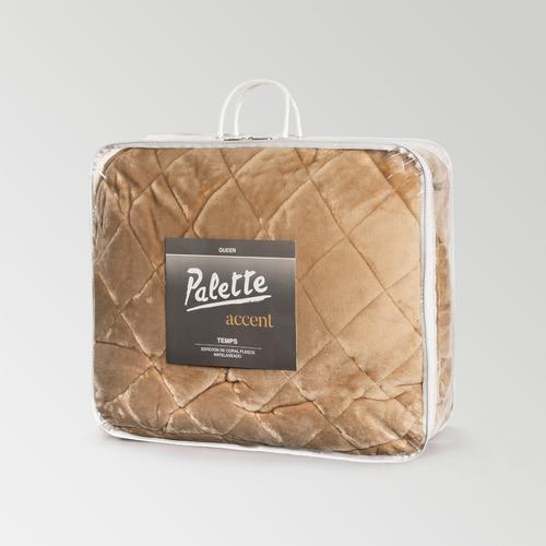 edredón palette temps queen super soft touch premium
