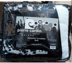 Colcha Edredon Pierre Cardin.Colcha Edredon Corderito Pierre Cardin Hogar Muebles Y Jardin En