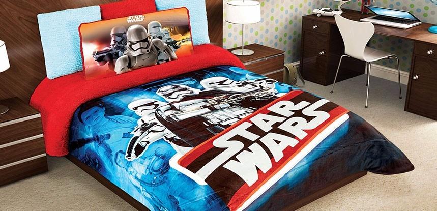 Edredón Star Wars   $ 650.00 en Mercado Libre