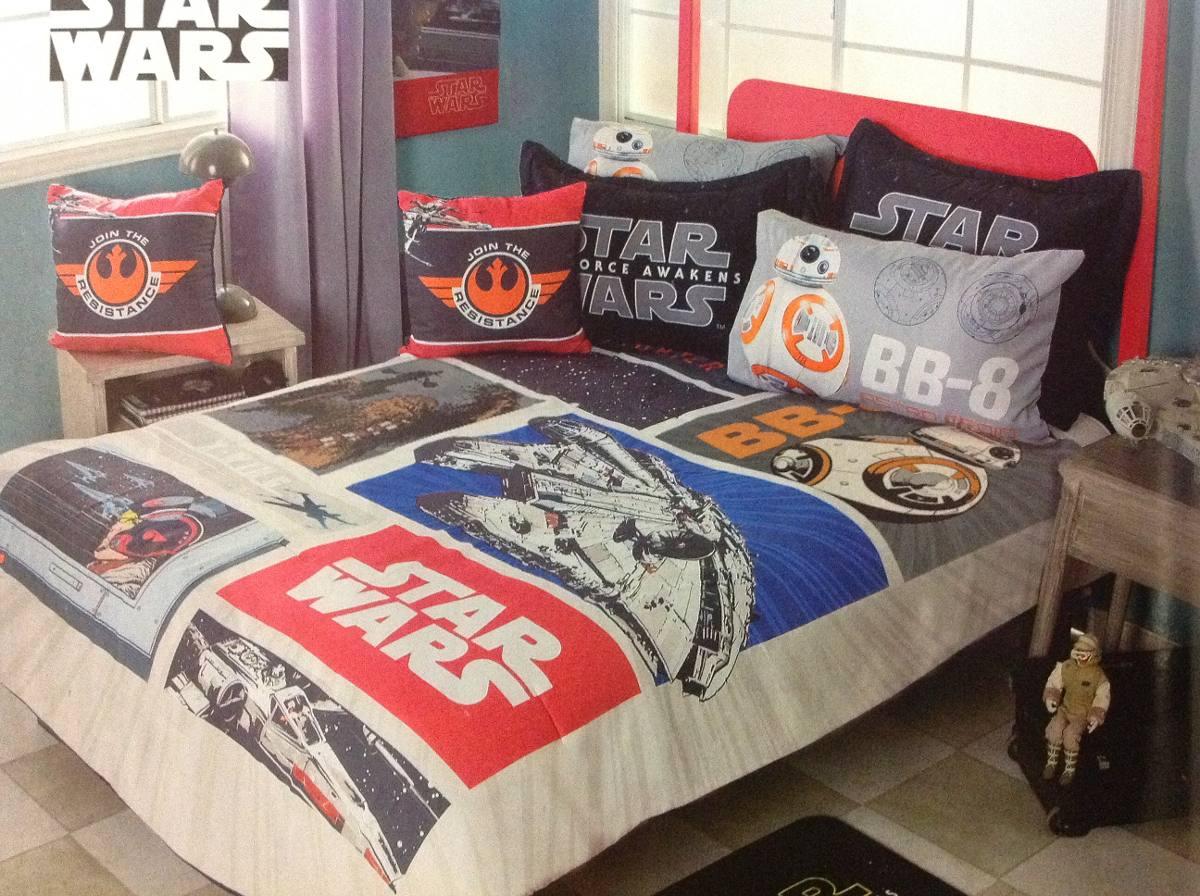 Edredón, Starwars, Star Wars, The Force Awakens, Bb 8   $ 1,569.00