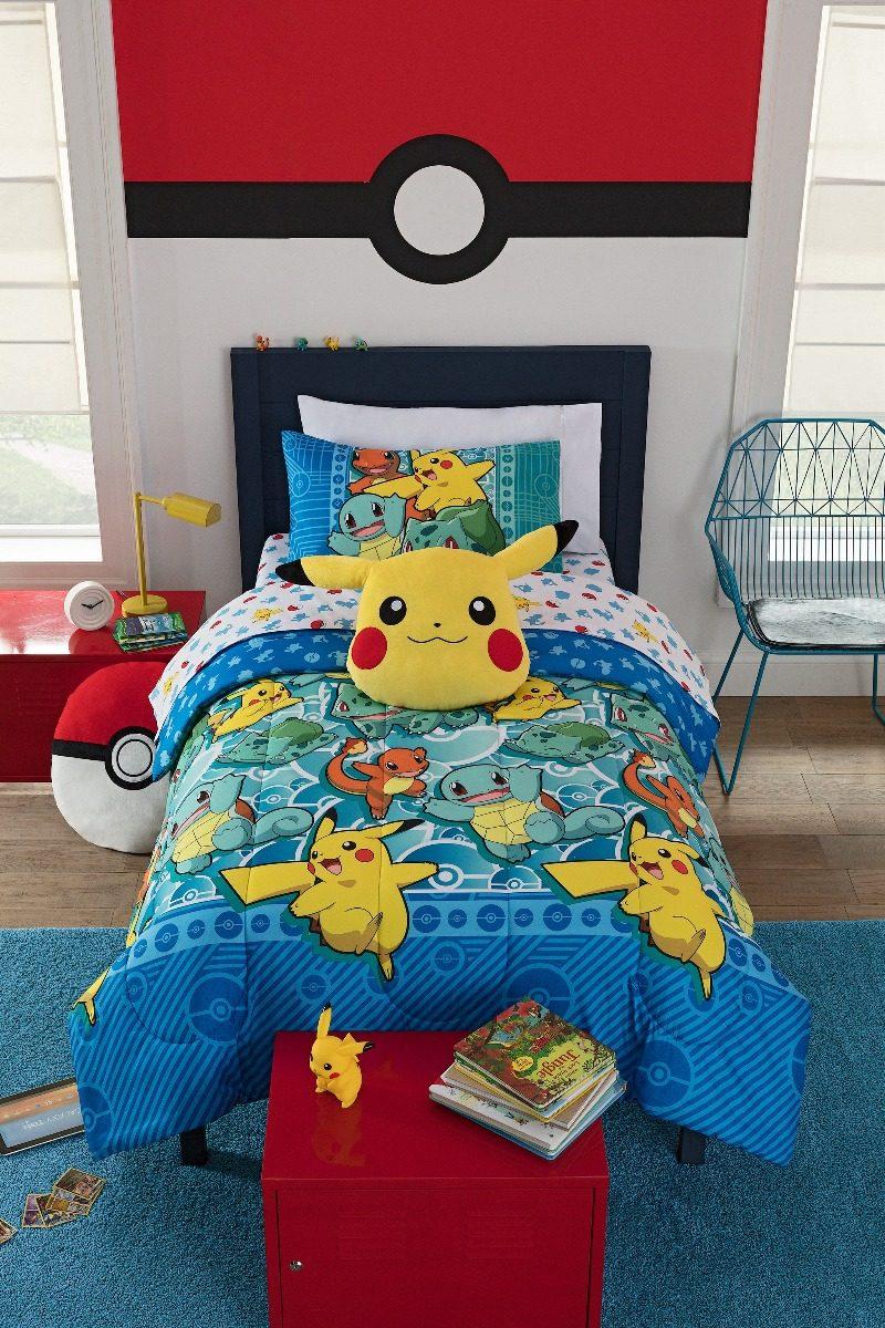 Edred N Y Sabanas Pokemon 1 750 00 En Mercado Libre # Muebles Pokemon Mercadolibre