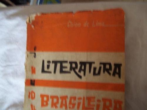 edson de lima - lições de literatura brasileira