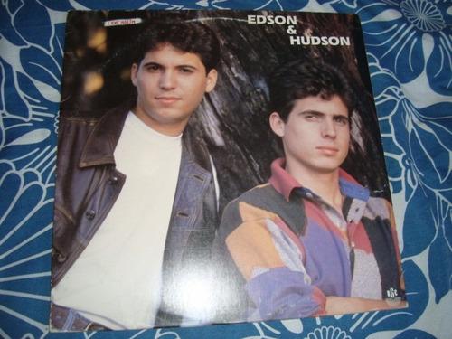 edson & hudson - lp - aprende a me amar