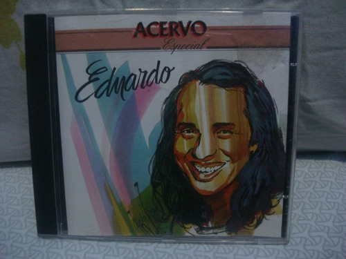 eduardo - acervo especial - cd nacional
