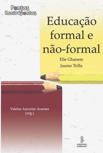 educacao formal e nao-formal