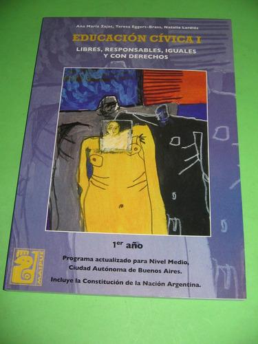 educacion civica 1 maipue $ 860 nuevo