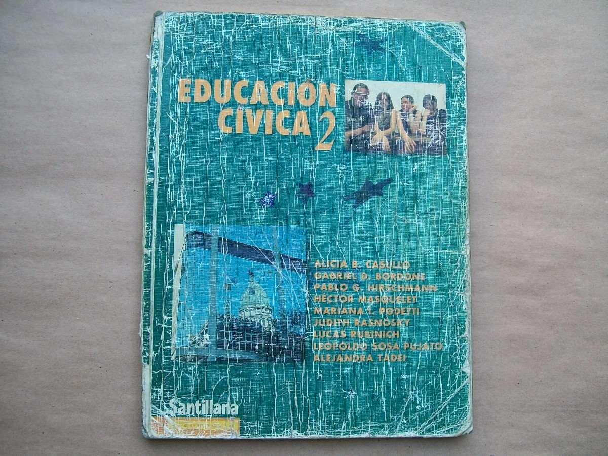 Educacion civica 2 santillana secundaria casullo bordono hir cargando zoom