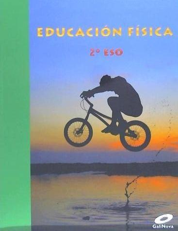 educación física, 2 eso(libro )