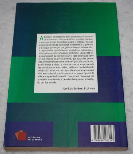 educacion. formacion libro