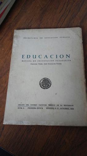 educación. profr. josé guadalupe nájera
