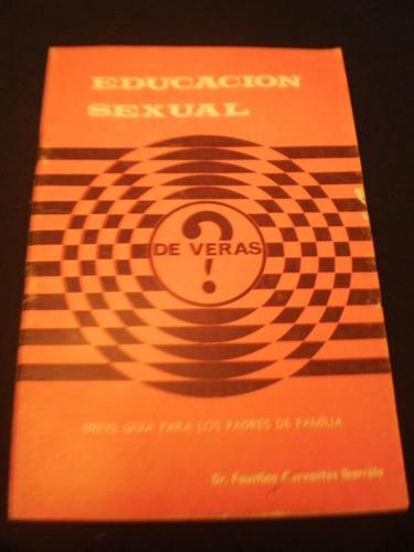 educación sexual para los padres de familia dr. faustino
