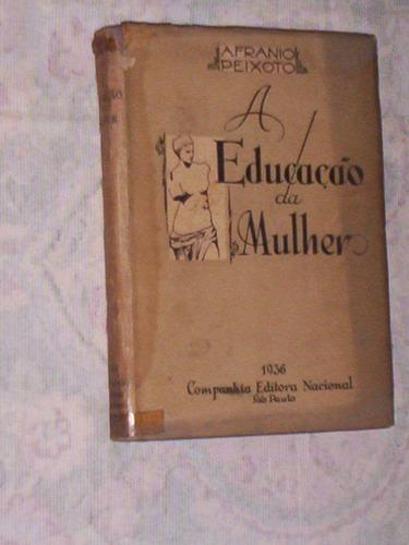 educação da mulher afrânio peixoto 1936