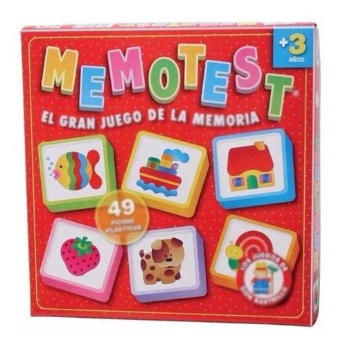 educando memotest infantil juego d mesa memoria don rastrilo