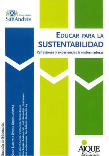 educar para la sustentabilidad        por aique