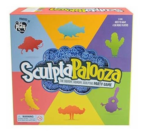 educational insights sculptapalooza sculpting party game
