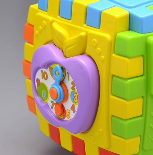 educativo cubo brinquedo