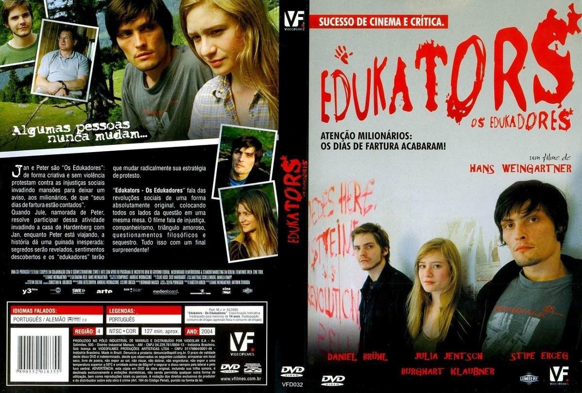 filme edukators dublado