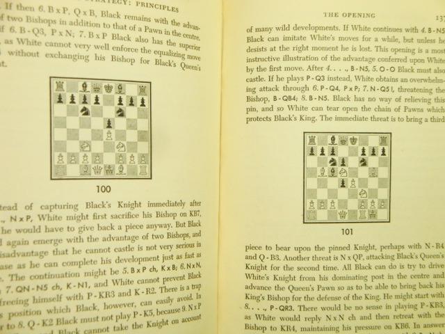 Edward Lasker Modern Chess Strategy Go 39000 En Mercado Libre