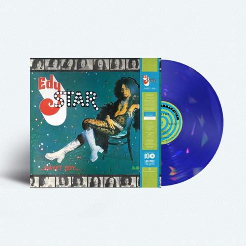 edy star - sweet edy lp 180 g holográfico com 2 faixas bônus