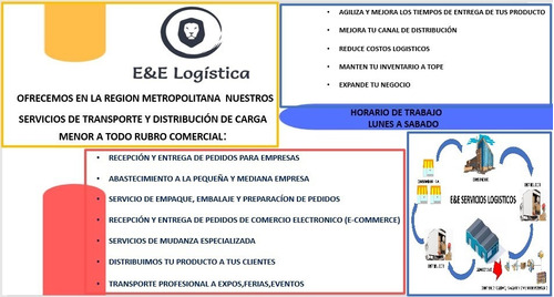 e&e servicios logisticos