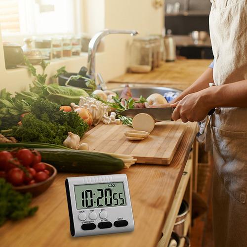 eeekit eeekit temporizador de cocina digital,