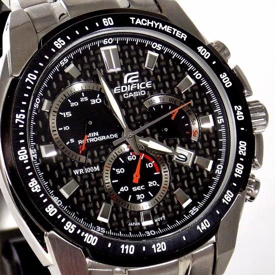 c08ee1f1653 Ef-521sp 1av Relógio Casio Edifice Cronógrafo Original Novo - R  714 ...