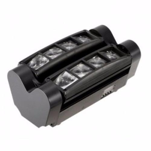 efecto barra led mini spyder lm30 big dipper dmx rgbw 8x3 w