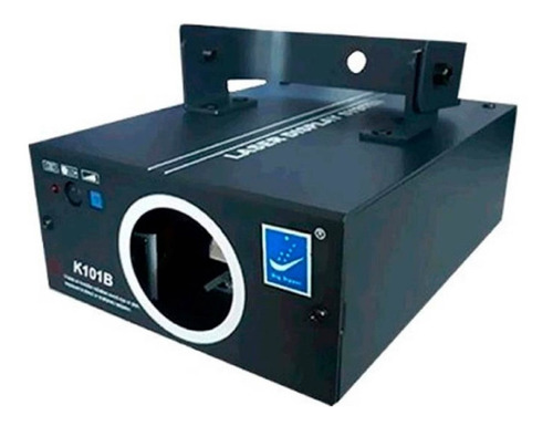 efecto laser k101b big dipper azul dmx audioritmico