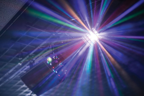 efecto led audio