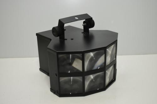 efecto led luces dj derby rgb audioritmico/auto/dmx strobo