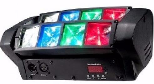 efecto led mini spider garantia / abregoaudio
