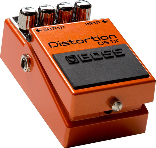 efecto pedal boss ds1x edición especial con tono premium