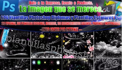 efectos para montajes fotográficos en formato photoshop