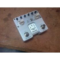 Mooer Tdl1 Reecho Pro Dual Digital Delay Pedal