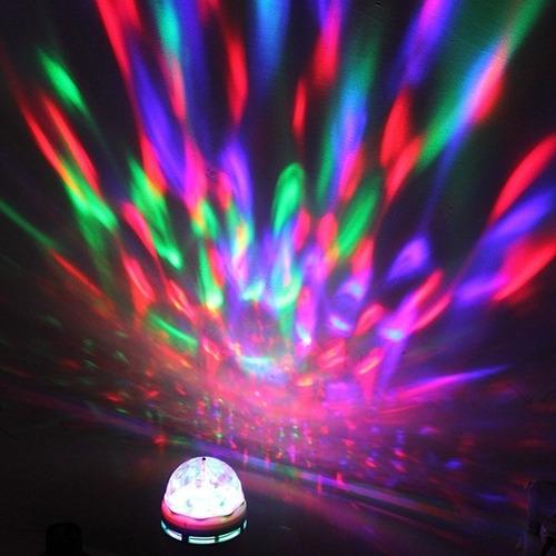 efeito luz led
